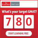 What's your target GMAT?