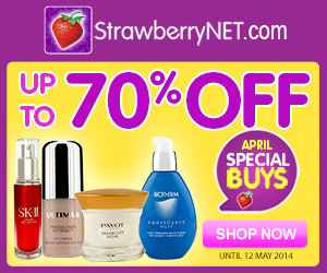 Up to 70% OFF April Special Buys at StrawberryNET.com