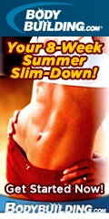 Your Eight Week Summer Slim down! Get Started!