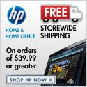 HP Free Shipping