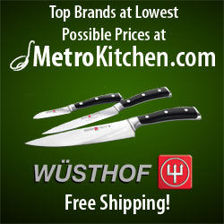 Shop Wusthof at MetroKitchen Now