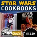 Star Wars Cookbooks