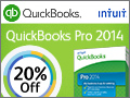 Get 20% Off QuickBooks Pro Small Business Accounting Software, Plus Free Shipping