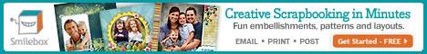 Create amazing digital scrapbooks in minutes!