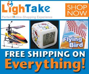 Lightake.com - Free Shipping Anywhere