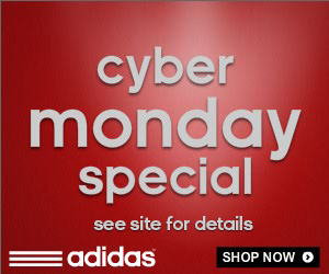 Adidas sale for cyber monday