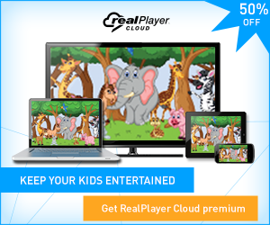 keep your kids entertained get realplayer cloud free