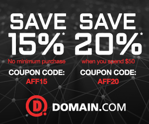 Domain.com coupon 35% off ALL New Web Hosting Plans Latest in 2017