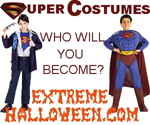 SUPERMAN RETURNS MOVIE COSTUMES