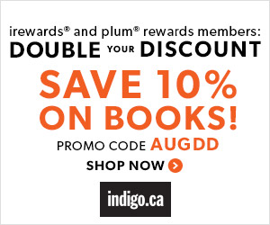 Take 15% Off Regular Priced Home Decor, Style & More at Indigo.ca!