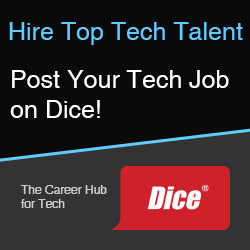 Post tech jobs on Dice!