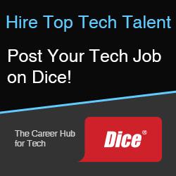 Post tech jobs on Dice!