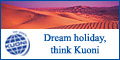 Dream holiday, think Kuoni