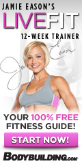 Live Fit Jamie Eason 12 Week Trainer 120x240