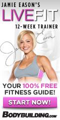 Live Fit Jamie Eason 12 Week Trainer 120x240