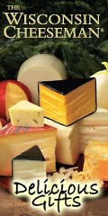 The Wisconsin Cheeseman - Delicious Gifts