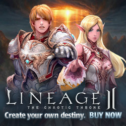 Lineage II : The Chaotic Throne Seize your destiny