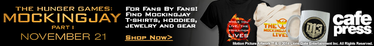 The Hunger Games: Mockingjay Part 1 T-Shirts & More
