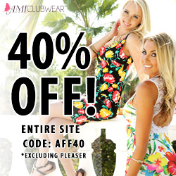AmiClubWear Coupon Code