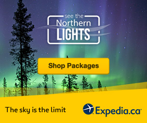 Expedia.ca: Northern Lights Sale at Expedia.ca!