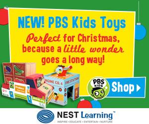 PBS Kids Toys 300x250
