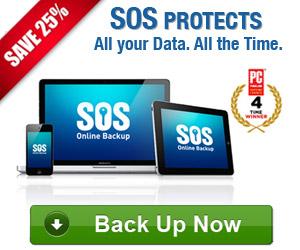 Online Backup - 20% Off