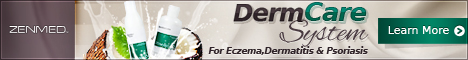ZENMED DermCare System for Eczema and Dermatitis