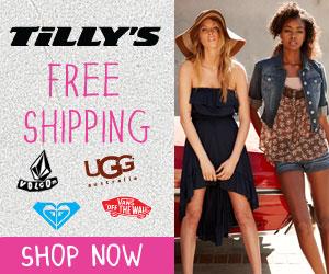 Hot - Tilly's Women Clothes - 728x90