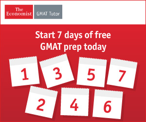 Start 7 days of free GMAT prep today