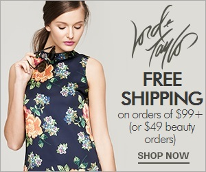 Always free shipping on all orders $99 or more at Lord & Taylor. Shop now!