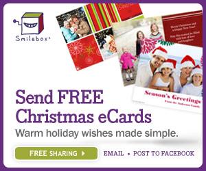 Send Free Christmas eCards