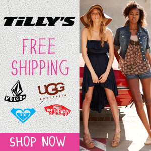 Hot - Tilly's Women Clothes - 728x90
