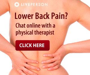 lower back pain management