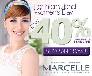 Enjoy 40% OFF everything. Use code WOMEN. During Mar 4 - March 8 only!