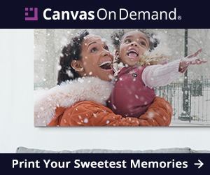 Canvas On Demand- Photos Become Canvas Art