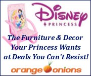 Low Prices on Disney Princess Furniture & Decor!