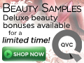 Free Beauty Samples at QVC!