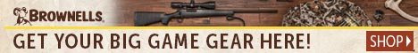 Brownells Big Game Banner