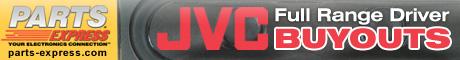 JVC Full Range Driver Buyouts