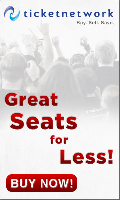 TicketNetwork.com - Great Seats for Less!