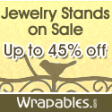 Jewelry stands on sale