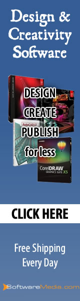 Design and Creativity Software for Less