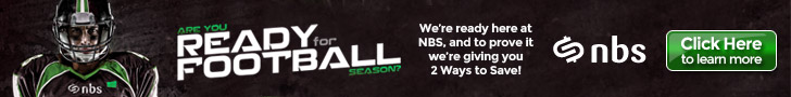 NBS Ready for Football Coupon Codes