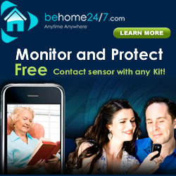 FREE sensor with any kit order from Behome247.com!