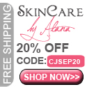 Skin Care by Alana August coupon code 2011 Save 15