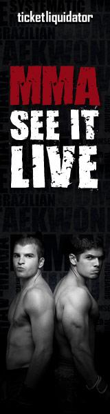 MMA Tickets