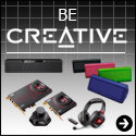Creative Labs on Products On sale NOW!