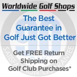 Worldwide Golf - Free Return Shipping on Golf Club Purchases