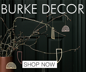 BLACK FRIDAY! SAVE up to 75% at Burkedecor.com