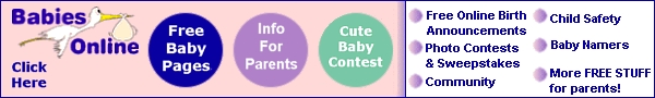 free stuff from baby essentials checklist